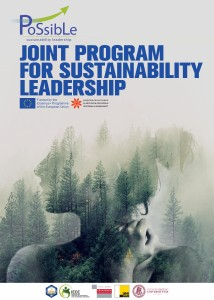 Sustainability Leadership Poster
